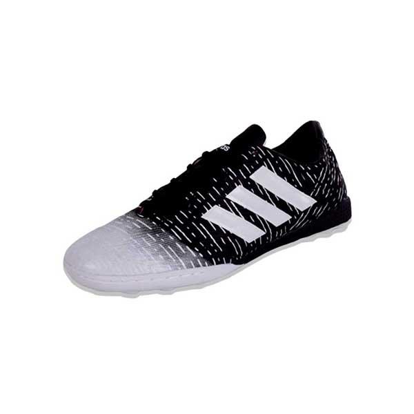 حذاء رياضي للكرة نعل ترتان - اسود