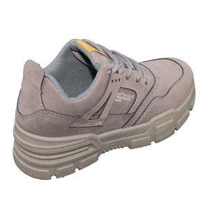 حذاء اولادي شمواه - رصاصي