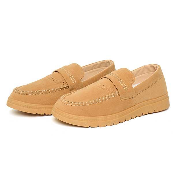 حذاء رجالي جملي شمواه مفتوح نعل كوتشي