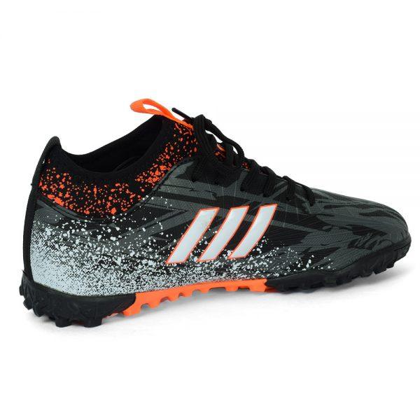 حذاء كرة رجالي ترتان - اسود*اورنج