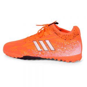 حذاء كرة رجالي ترتان - اورنج
