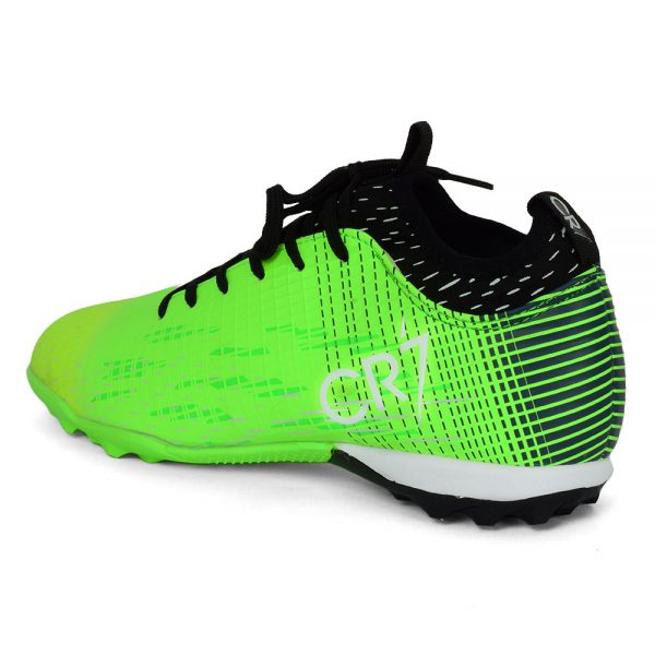 حذاء كرة رجالي ترتان – اخضر فسفوري
