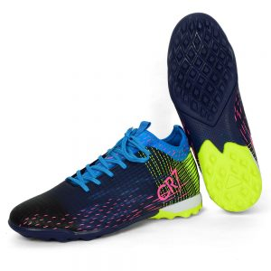 حذاء كرة رجالي ترتان – كحلي*ازرق