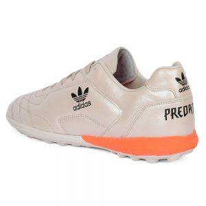 حذاء كرة رجالى ترتان ابيض adidas