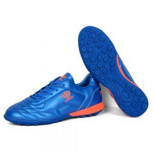 حذاء كرة رجالى ترتان ازرق - adidas