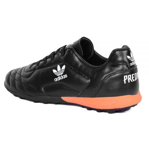 حذاء كرة رجالى ترتان اسود adidas