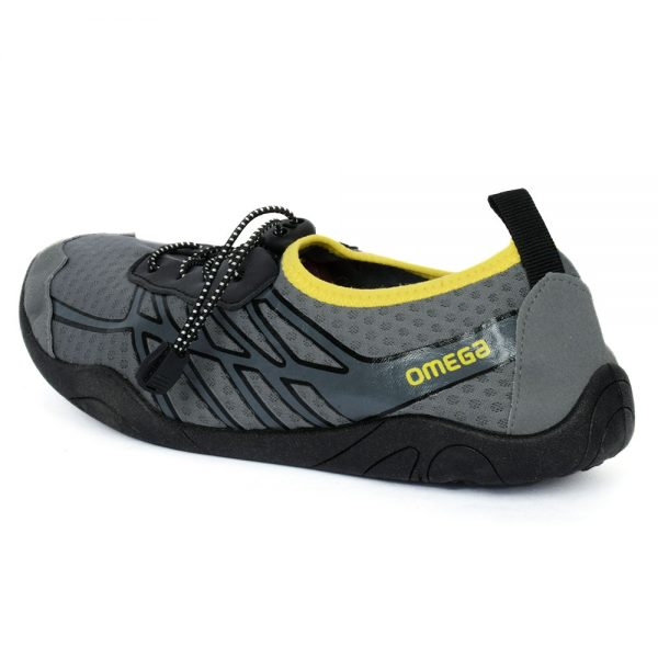حذاء بحر رجالى - رصاصى